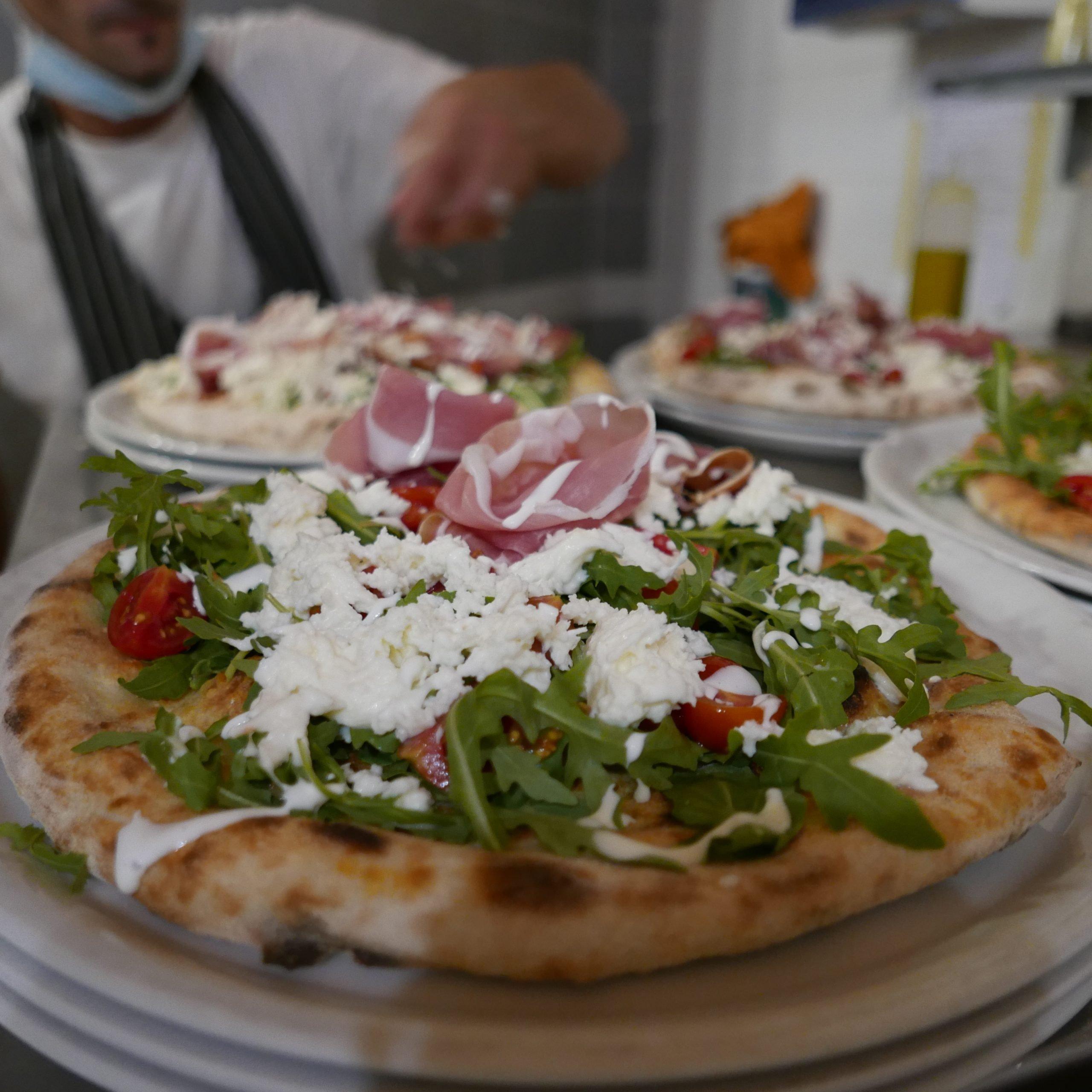 Pizza Verdiana